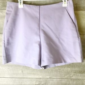 Maurices lilac purple shorts